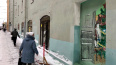 Петербургским активистам удалосьвосстановить закрашенное ...