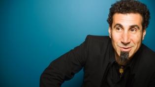 Серж Танкян сочиняет песни на iPad