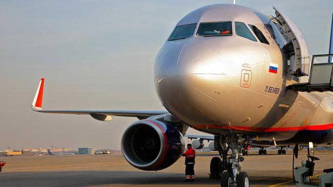 """Группа """"Аэрофлот"""" в январе-ноябре из-за пандемии снизила перевозку пассажиров на 50%"""