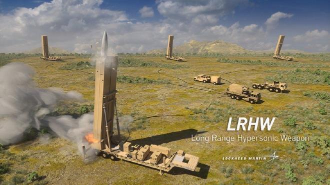 В США исправили проблему российского гиперзвукового оружия