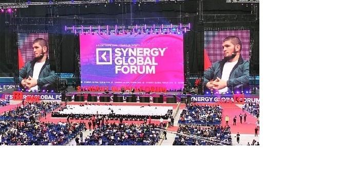 Хабиб Нурмагомедов заявил, что готов к повторному бою с Макгрегором ради парников