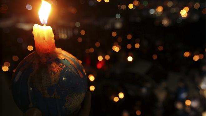 В «Час Земли» в Петербурге погрузятся во тьму Эрмитаж, Петропавловская крепость и телебашня