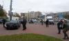 ДТП на Типанова: из-за столкновения машина вылетела на тротуар