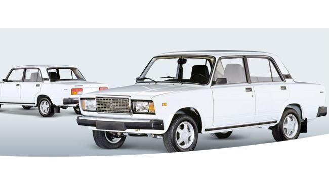 """Lada """"Семерка"""" стала дешевле перед уходом на пенсию"""