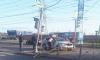 """Такси """"068"""" попало в ДТП на пересечении улиц Котина и Маршала Казакова"""