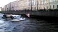 Выходка шаловливых канатоходцев на Крюковом канале ...