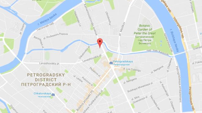 Реку Карповку очистят от мусора и вони за 350 млн рублей