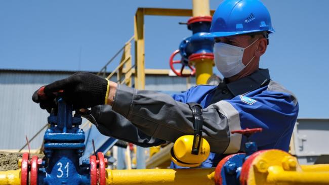 """Газпром"" на фоне холодов за 3,5 месяца нарастил добычу на 12%"