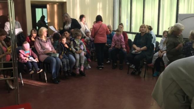В Приморске прошел День открытых дверей для поступающих в хореографические кружки