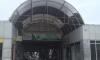 """В Петербурге уничтожили торговый центр у станции метро """"Озерки"""""""