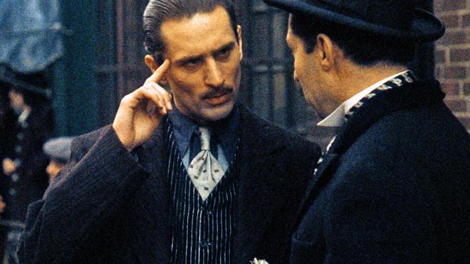 Роберт Де Ниро возглавил список актеров, чаще всего игравших злодеев