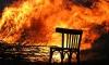 Около 20 петербуржцев провели ночь на улице из-за пожара в коммуналке
