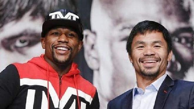 В Лас-Вегасе самый дорогой в истории боксерский поединок Флойд Мейвезер – Мэнни Пакьяо закончился победой Мейвезера по очкам