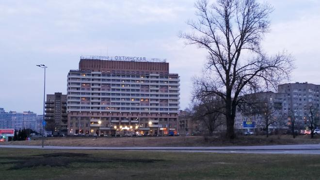 Беглов подтвердил намерение построить на Охте дома для судей