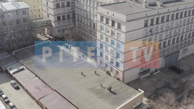 Обвиненного во взрыве в Академии Можайского подполковника оставили в ВС