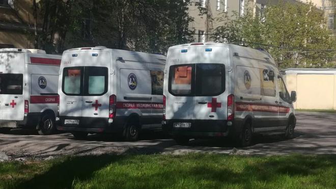 Для петербургской скорой помощи ввели лимит времени приезда