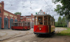 В Петербурге запустят регулярный туристический маршрут ретротрамвая