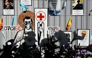 """Стрит-арт художник maestro_jackie: """"Моя цель — напомнить о добре и вечных ценностях"""""""