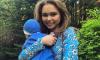 Стефания Маликова выложила в Instagram фото с подросшим братиком