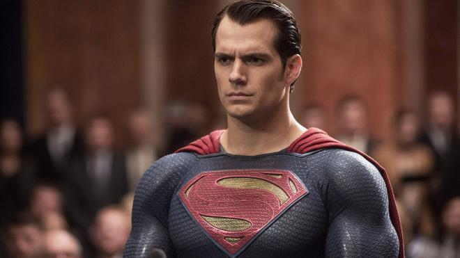 Генри Кавилл опроверг слухи о возвращении к роли Супермена