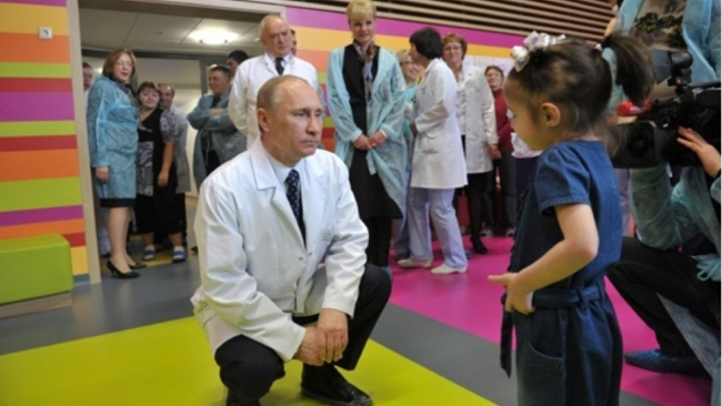 Обещания Владимира Путина приведут к дефициту бюджета 3% ВВП