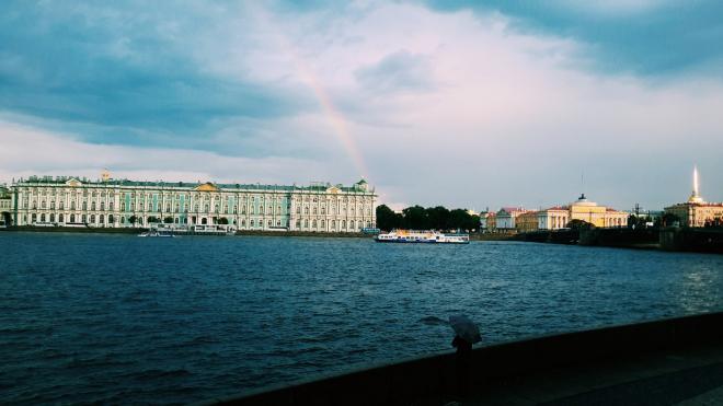 В четверг в Петербурге ожидается до +29