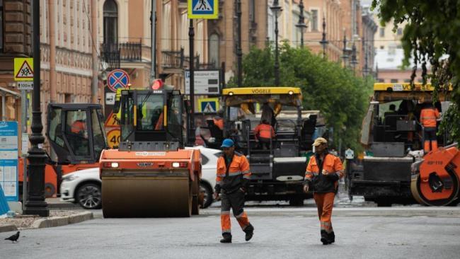 В июле дорожники приступят к ремонту Пискаревского проспекта