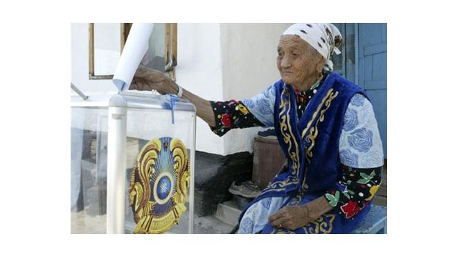 Выявлены нарушения на выборах в Казахстане