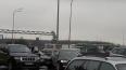 Пулковское шоссе не поделили три автомобиля