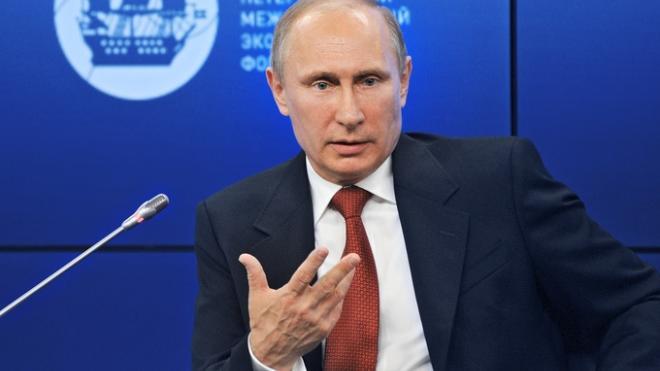 Путин призвал США одобрить меры по перезагрузке в информтехнологиях