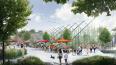 В Таврическом саду к 2025 году появится новое общественное ...