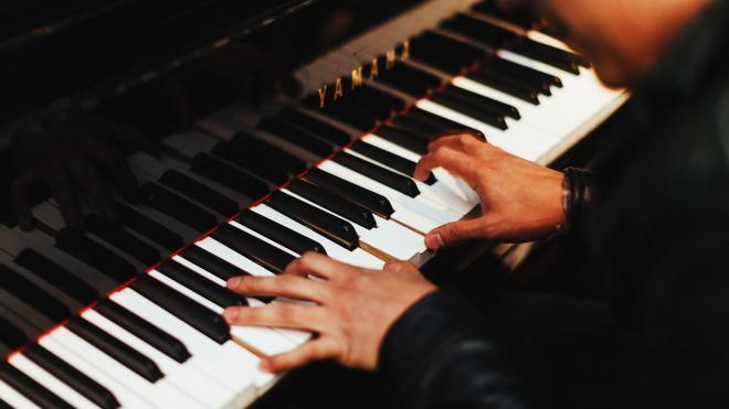 На Елагином острове прошел фортепианный концерт