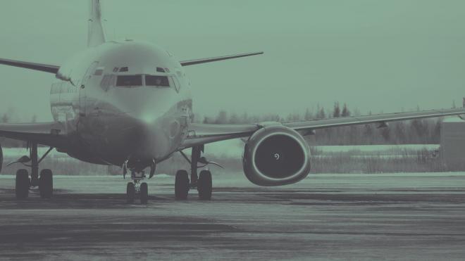 Самолет из Москвы не смог приземлиться в Чите
