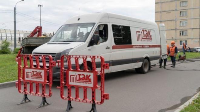 Жители 27 домов на проспекте Просвещения получили отопление