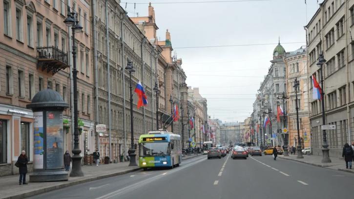 Оформление петербургского транспорта к Евро-2020 обойдется в 7,7 млн рублей