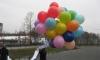 Защитники Удельного парка отправили богу письмо на воздушных шариках