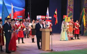 Выборгский фольклорный ансамбль «Вереск» выступил на международном фестивале