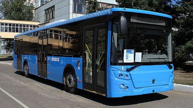 """""""Группа ГАЗ"""" поставила  в Петербург 100 автобусов ЛиАЗ"""