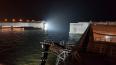 В Петербурге закрывают дамбу из-за угрозы наводнения