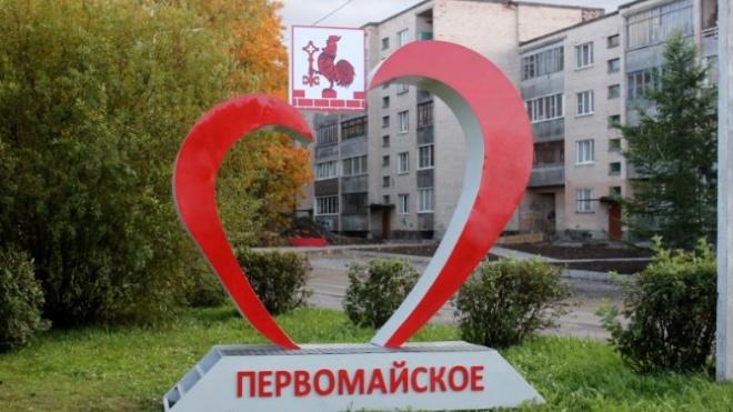 В Первомайском сельском поселении обустроили территорию рядом с местным арт-объектом