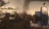 В Петербурге из-за прорыва трубы с кипятком может провалиться машина