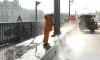 Снегопад в Петербурге не застал врасплох коммунальщиков 1 февраля