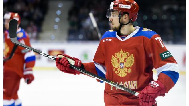 Алексей Кручинин возвращается в Петербург: форвард будет играть за СКА