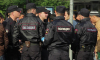 На Камышовой задержали мужчину, стрелявшего из Калашникова по парадной дома