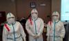 В Петербурге 1465 медиков заразились COVID-19