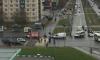 На перекрёстке Захарова и Доблести автовладелец затеял драку с водителем маршрутки