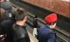 """На станции """"Площадь Восстания"""" человек прыгнул на пути под поезд"""