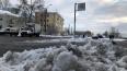 Петербургские коммунальщики готовятся к сильным снегопад...