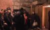 Полиция опубликовала фото поимки 64 нелегалов в расселенном доме на Восстания