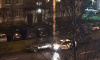 Погоня ДПС за каршерингом на Светлановском проспекте закончилась ДТП